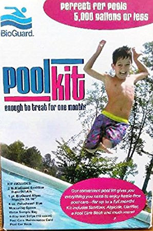 Bioguard Poolkit