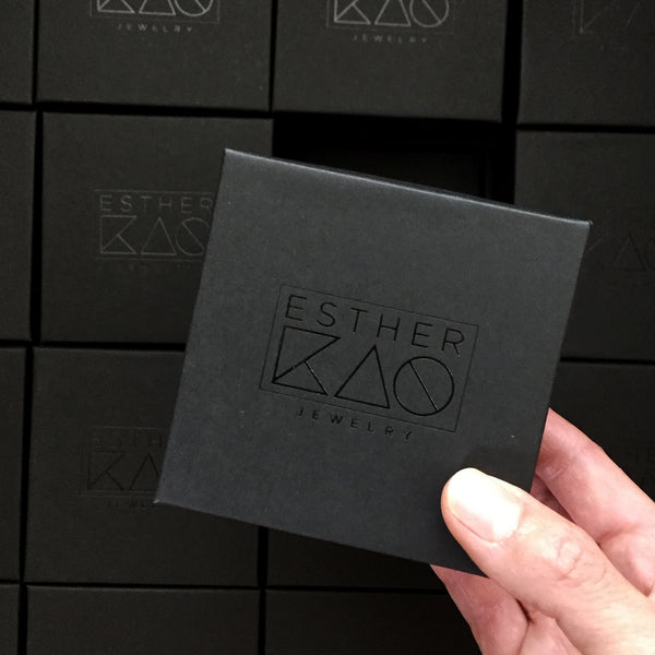 Rebranding: making the switch from estieMade to Esther Kao Jewelry