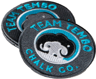 Tembo Patch (Iron-on or sew)