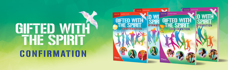 Gifted with the Spirit provides information and inspiration that young people need as they move toward making and living out personal faith commitments.