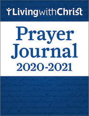 2020-2021 Living with Christ Prayer Journal Special Offer with LWC Subscription