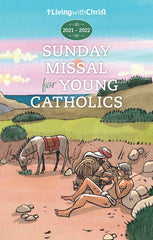 2021-2022 Living with Christ Sunday Missal for Young Catholics
