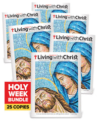 Living with Christ Holy Week 2021 (Bundle of 25)