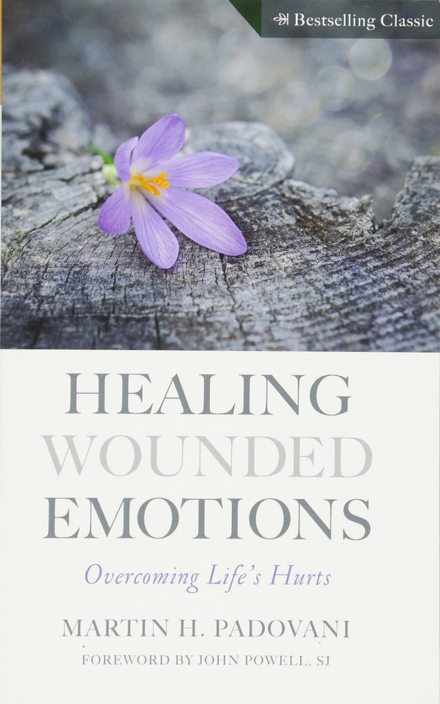 Healing Wounded Emotions: Overcoming Life's Hurts