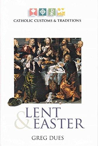 SALE Catholic Customs and Traditions for Lent & Easter