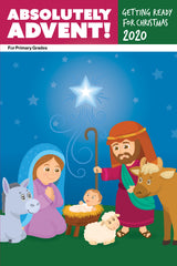 Absolutely Advent! for Primary Grades - 2020