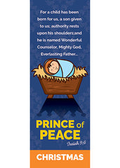 Prince of Peace - Bookmark