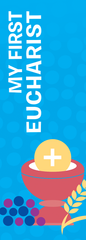 First Eucharist Bookmark — Together in Jesus