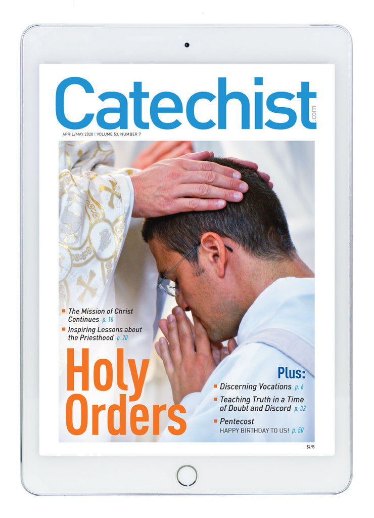 April/May Catechist Digital Edition