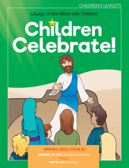 Children Celebrate! Leaflets Spring 2020/21