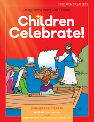 Children Celebrate! Leaflets Summer 2020/21
