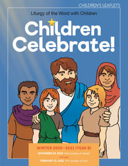 Children Celebrate! Leaflets Winter 2020/21
