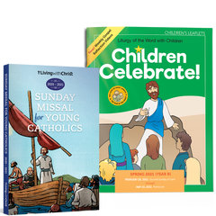 Children Celebrate/Youth Missal At Home Liturgy Pack