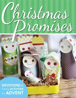 Christmas Promises - Activity Book