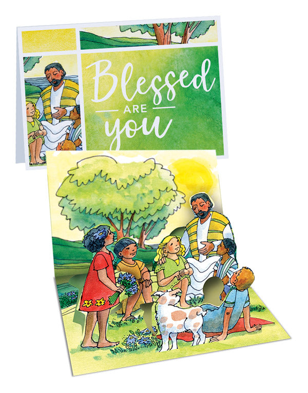 Blessed Are You!