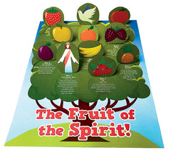 Pentecost Pop-Up Calendar: Fruit Of The Spirit