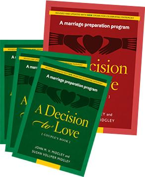 Decision to Love Kit: 1 Guide and 10 Couple's books