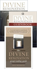 Special Limited Offer for all 3 Divine Renovation Resources!