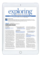 July Exploring the Sunday Readings Digital Edition