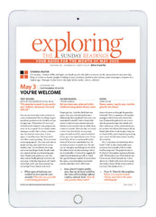 May Exploring the Sunday Readings Digital Edition