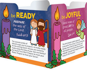 Prince of Peace - Advent Tent Table