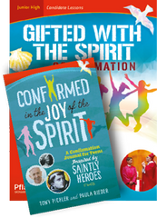 Confirmation Combo Pack — Junior High Candidate — Gifted with the Spirit
