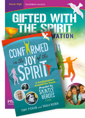 Confirmation Combo Pack — Senior High Candidate — Gifted with the Spirit