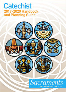 SALE 2019-2020 Catechist Handbook and Planning Guide