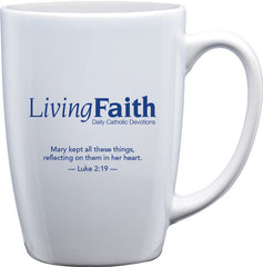 Living Faith Mug