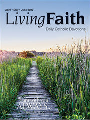 Living Faith Large Edition 3 YEAR Subscription