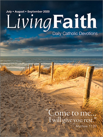 Single Issue of Living Faith Large Edition Jul/Aug/Sep 2020
