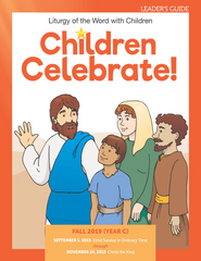 Children Celebrate-Fall 2019-Leader Guide