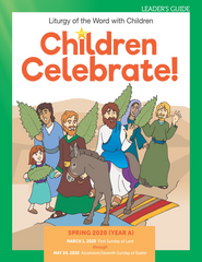 Children Celebrate - Spring 2020 - Leader Guide