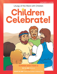 Children Celebrate - Summer 2020 - Leader Guide