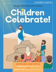 Children Celebrate - Winter 2019 - Student Leaflets