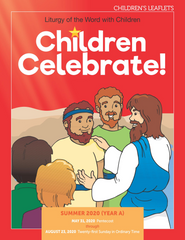 Children Celebrate - Summer 2020 - Student Leaflets