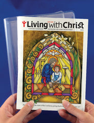 Living with Christ Vinyl Cover