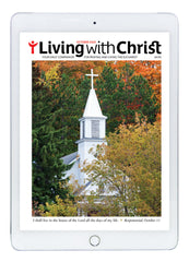 October Living with Christ Digital Edition
