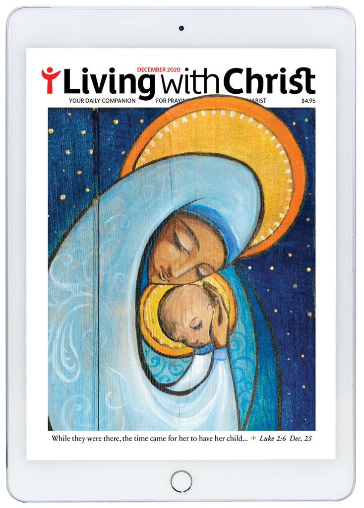 December Living with Christ Digital Edition