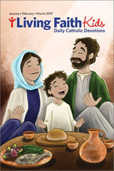 Living Faith Kids Subscription