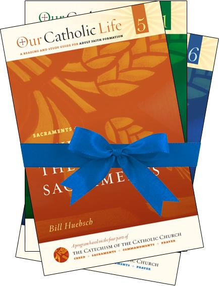 Our Catholic Life Set - English