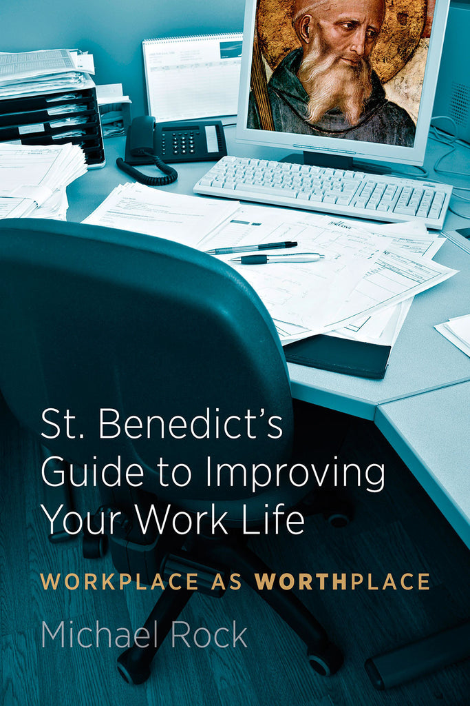 SALE! St. Benedict's Guide to Improving the Workplace
