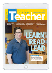 Summer Today's Catholic Teacher Digital Edition
