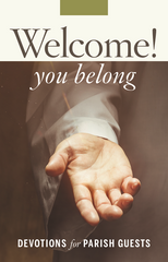 Welcome! You Belong!