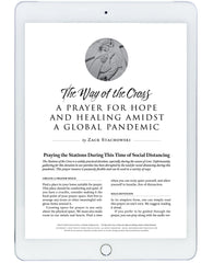The Way of the Cross: A Prayer for Hope and Healing Amidst Global Pandemic (for personal use)