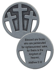 Three Crosses Coin
