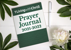 2021-2022 Living with Christ Prayer Journal
