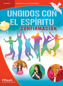 Gifted with the Spirit: Junior High Candidate Edition (Spanish)