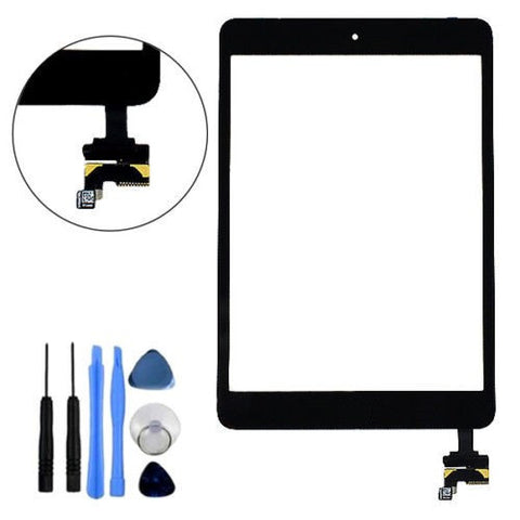 iPad Mini 3 Touch Screen Digitizer + IC with Optional Tool Set