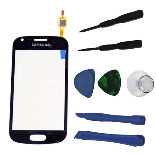 Black Touch Digitizer Replacement For Samsung Galaxy S DUOS
